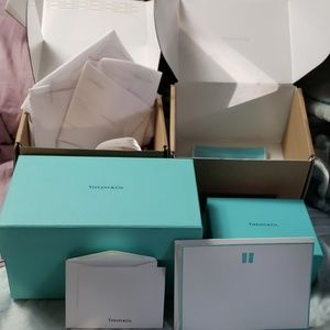 Tiffany &Co packaging